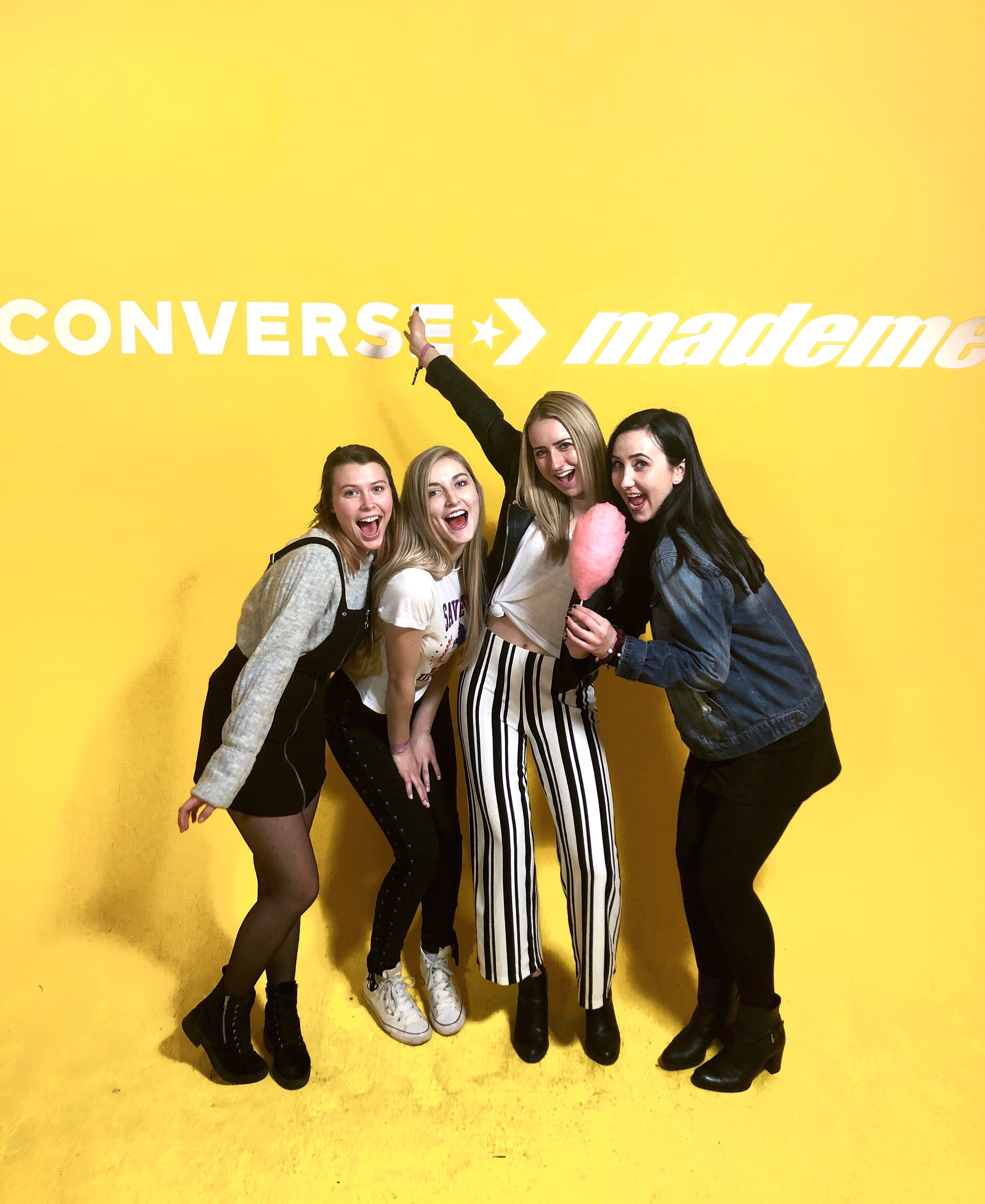 CAPAStudyAbroad_London_Spring2018_From Kelly Allen - Converse Pop-Up