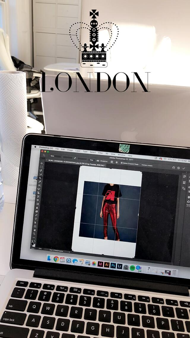 CAPAStudyAbroad_London_Spring2018_From Kelly Allen - Creating the 2018-2019 Look Book by MLML London