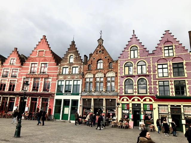 CAPAStudyAbroad_London_Spring2018_From Kelly Allen - In Brugge, Belgium