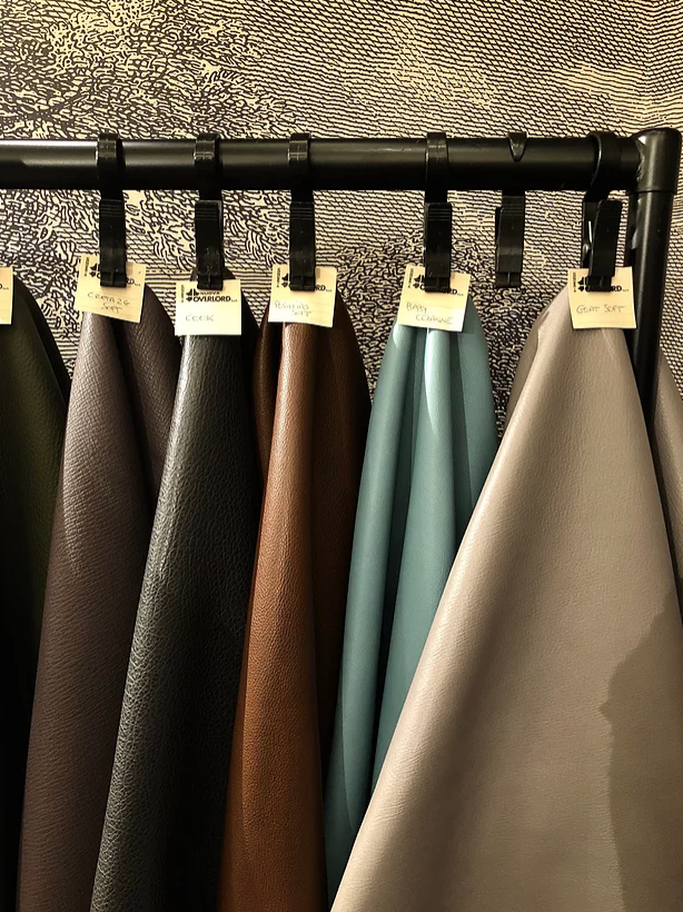 CAPAStudyAbroad_London_Spring2018_From Kelly Allen - Options at Lineapelle Leather Trade Show