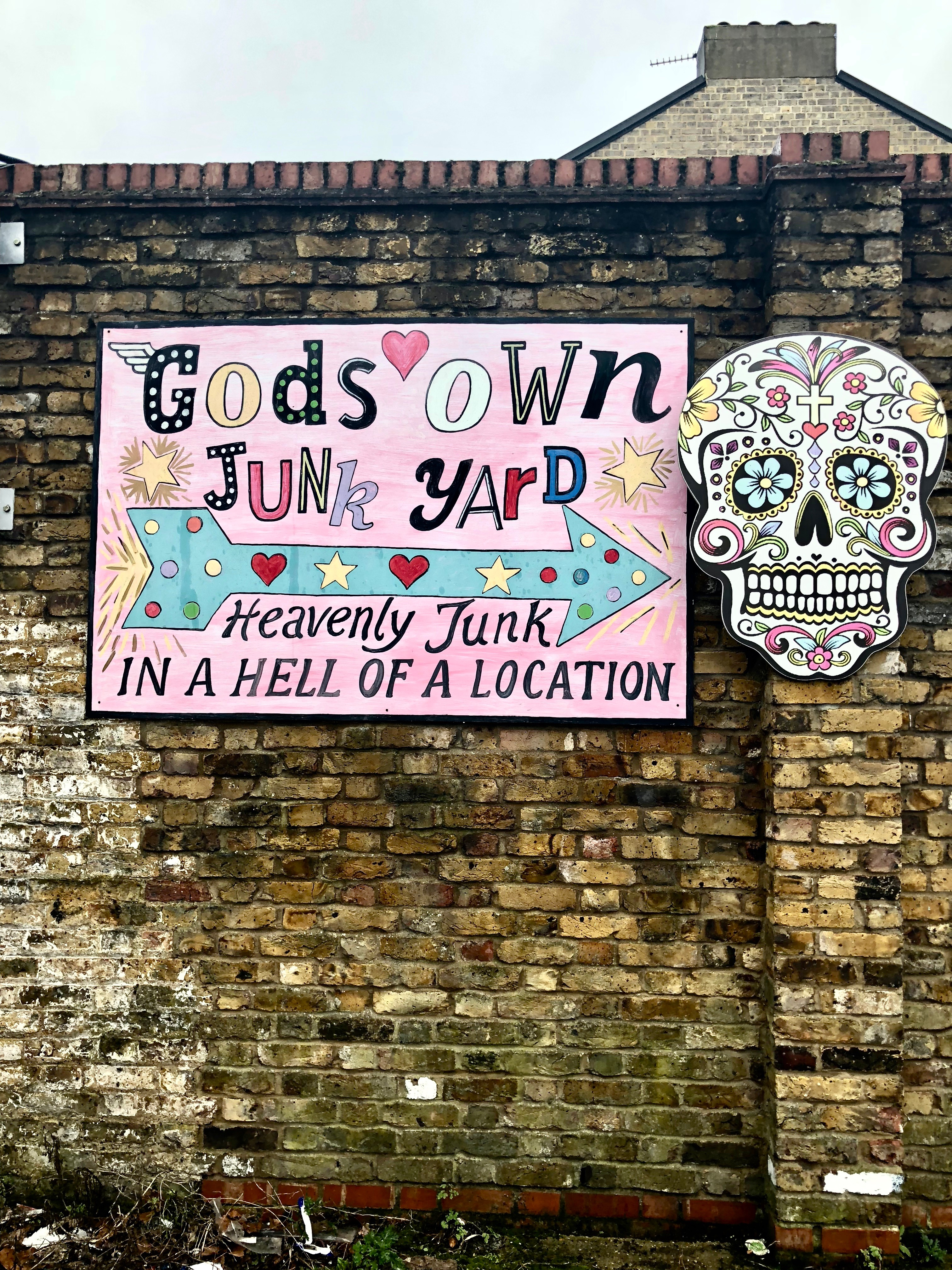 CAPAStudyAbroad_London_Spring2018_From Kelly Allen - Outside God's Own Junkyard
