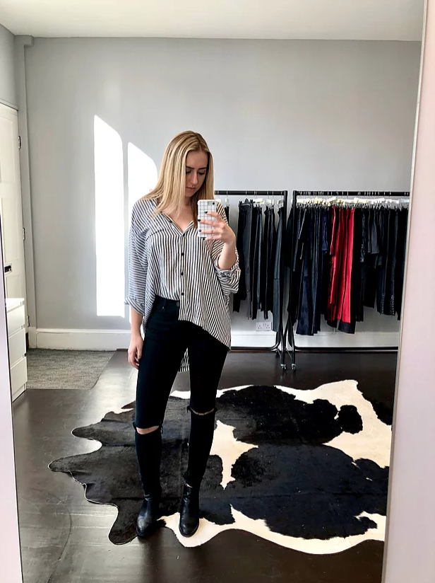 CAPAStudyAbroad_London_Spring2018_From Kelly Allen - Wearing an MLML London Legging