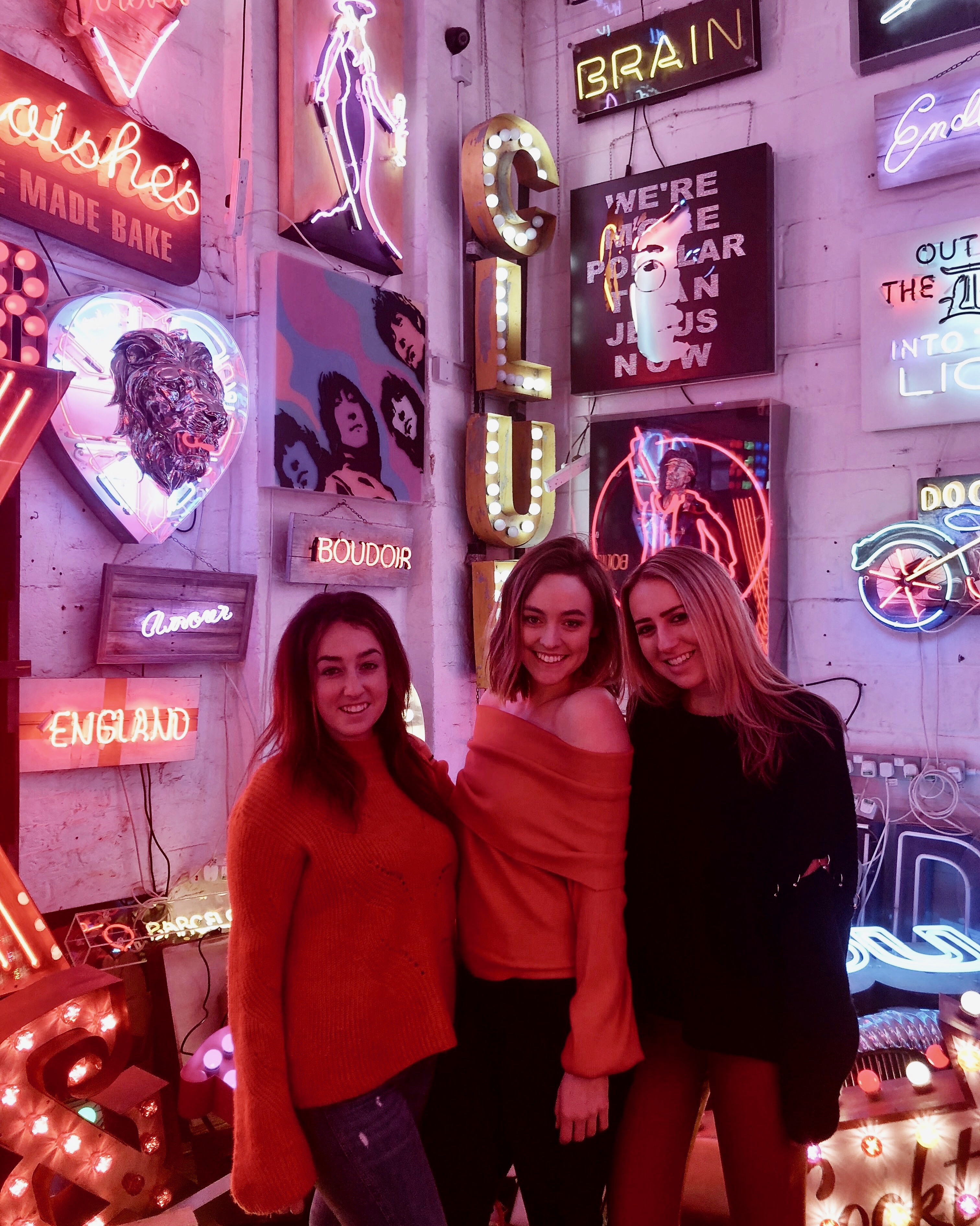 CAPAStudyAbroad_London_Spring2018_From Kelly Allen - With My Friends in God's Own Junkyard