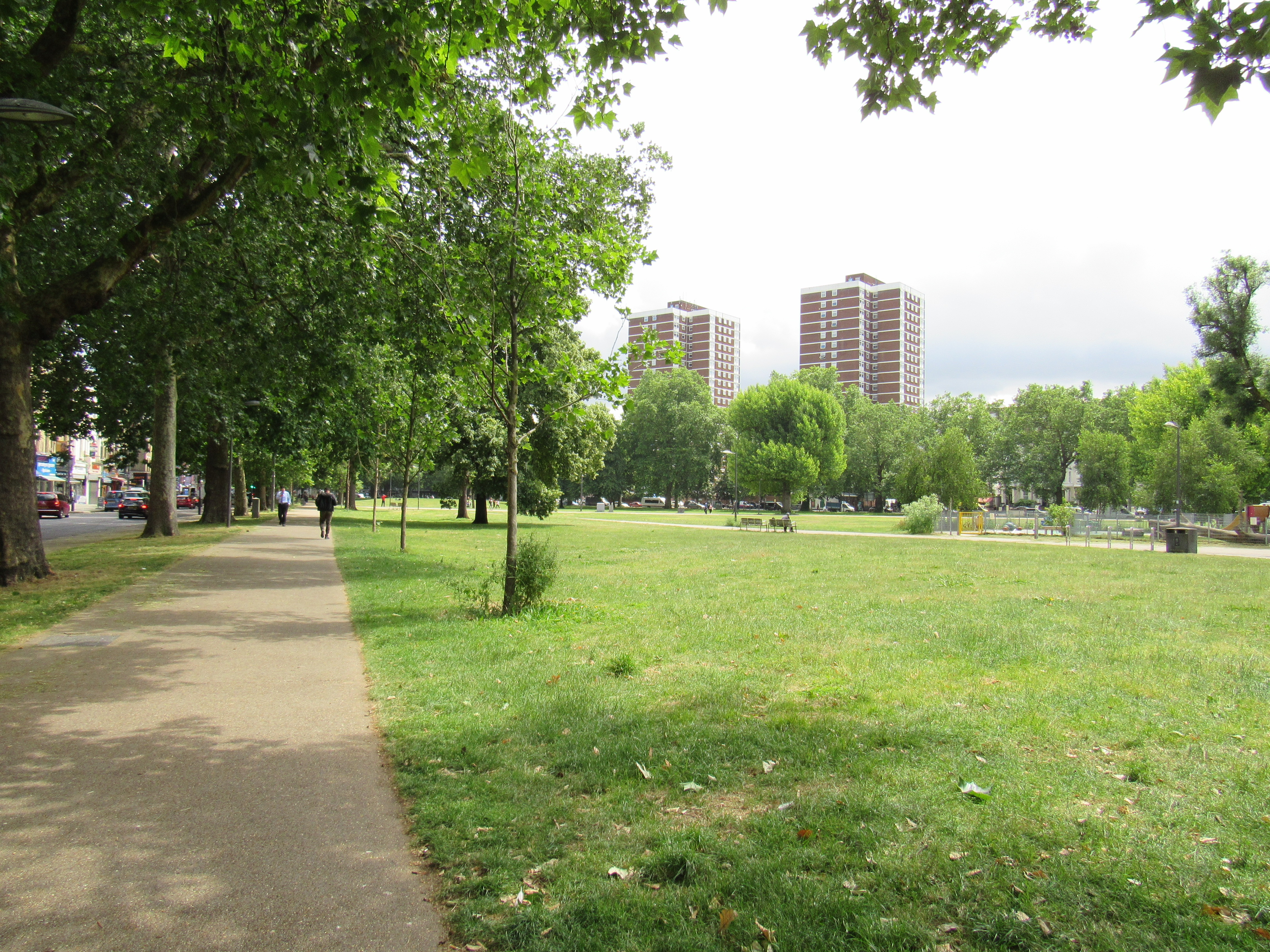 A Park in Goldhawk