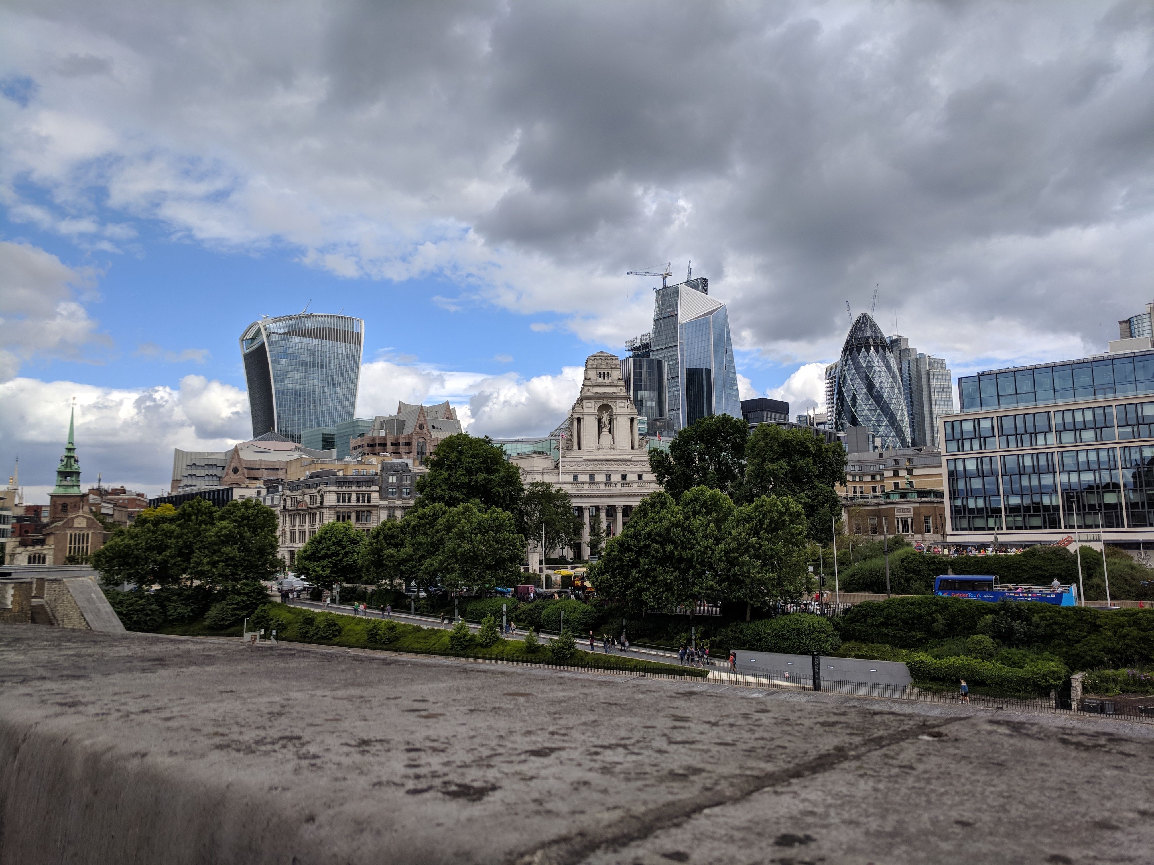 CAPAStudyAbroad_London_Summer2018_From Alice Ding - At the Financial District for a Marketing Conference on Data Privacy in the EU