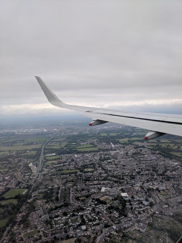CAPAStudyAbroad_London_Summer2018_From Alice Ding - On the Plane Back from Prague