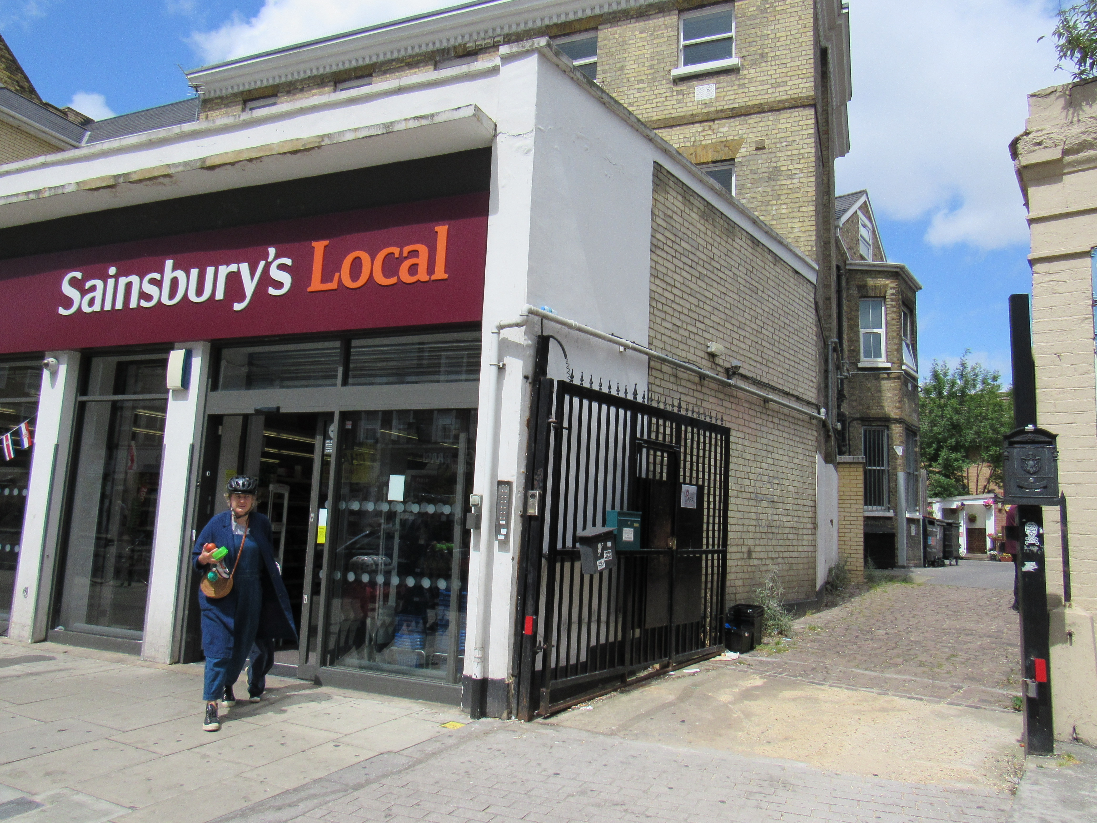 Sainsbury's Local in Goldhawk