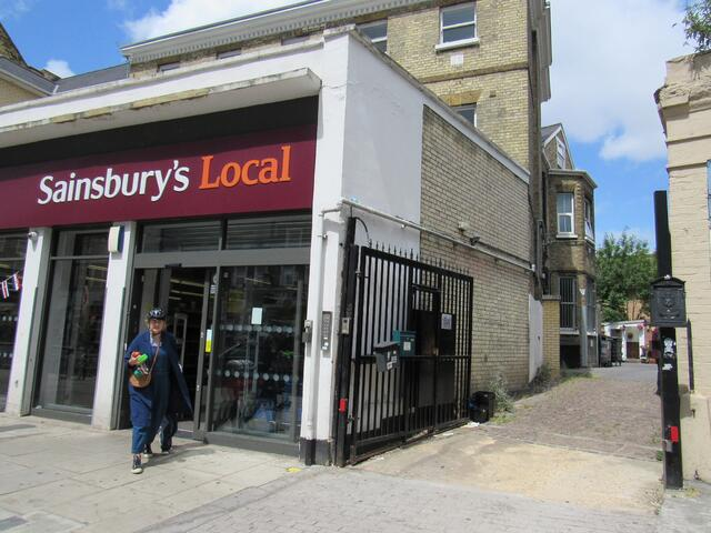 Sainsbury's Local in Goldhawk