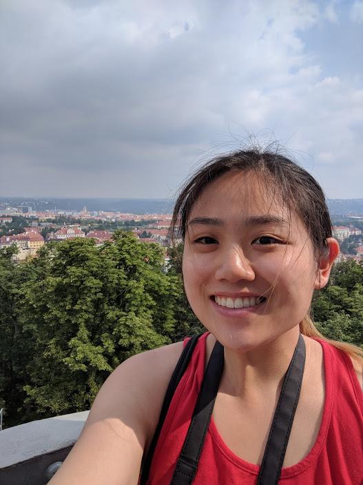 CAPAStudyAbroad_London_Summer2018_From Alice Ding - Selfie in Prague
