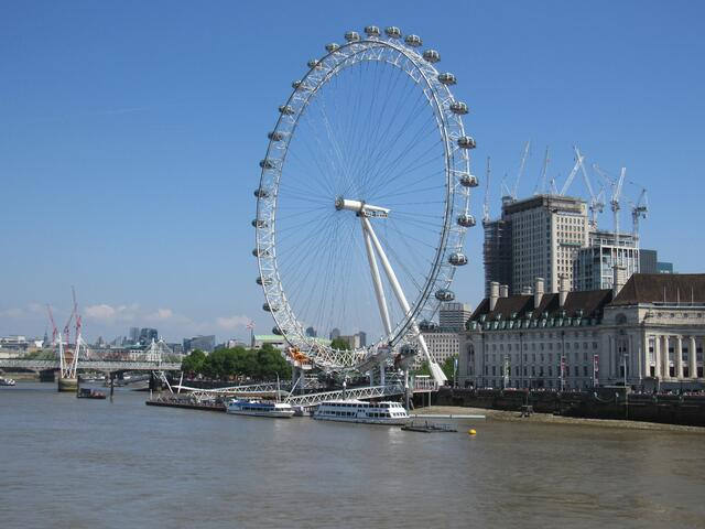 CAPAStudyAbroad_London_Summer2018_From Alice Ding - The London Eye