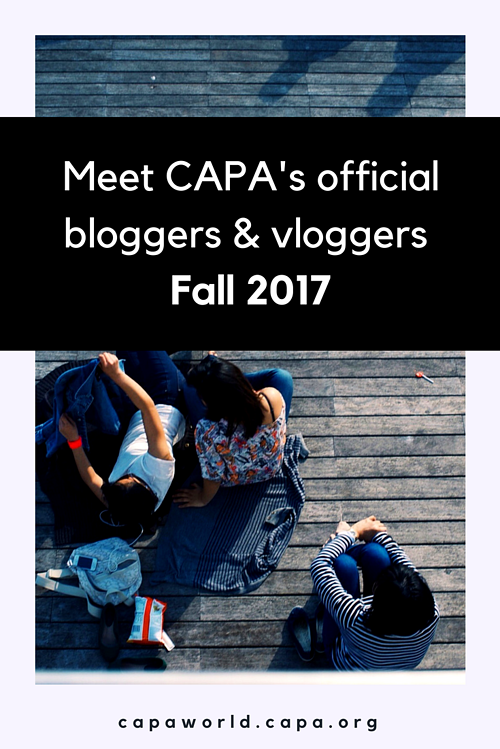 Meet CAPA's official bloggers & vloggers Fall 2017.png