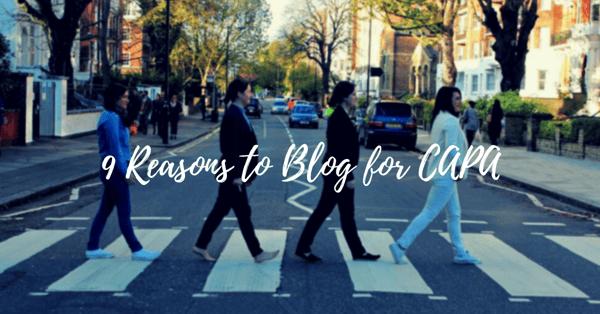 CAPA_StudyAbroad_9 Reasons to Blog for CAPA