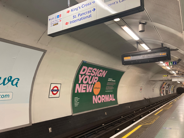 CAPAStudyAbroad_Summer2021_London_AlexisThomas_Pic 1_Typical Tube Station