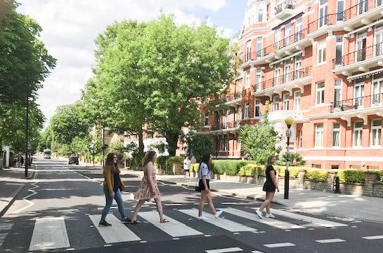CAPAStudyAbroad_Summer2021_London_AlexisThomas_Pic3_AbbeyRoad