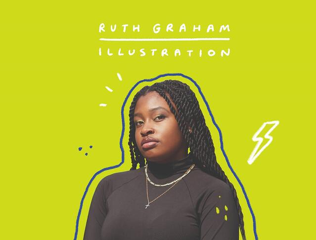 Alyeea Turner with Ruth Graham Design. Created by Ruth Graham.
