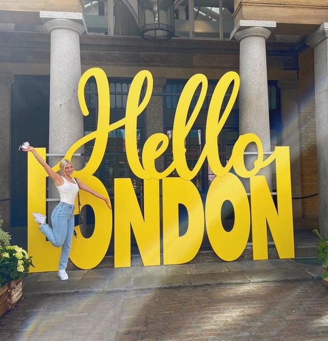 CAPAStudyAbroad_Summer2021_London_Courtney Risner_hello London