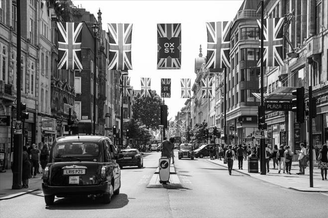 London by Stephanie Sadler