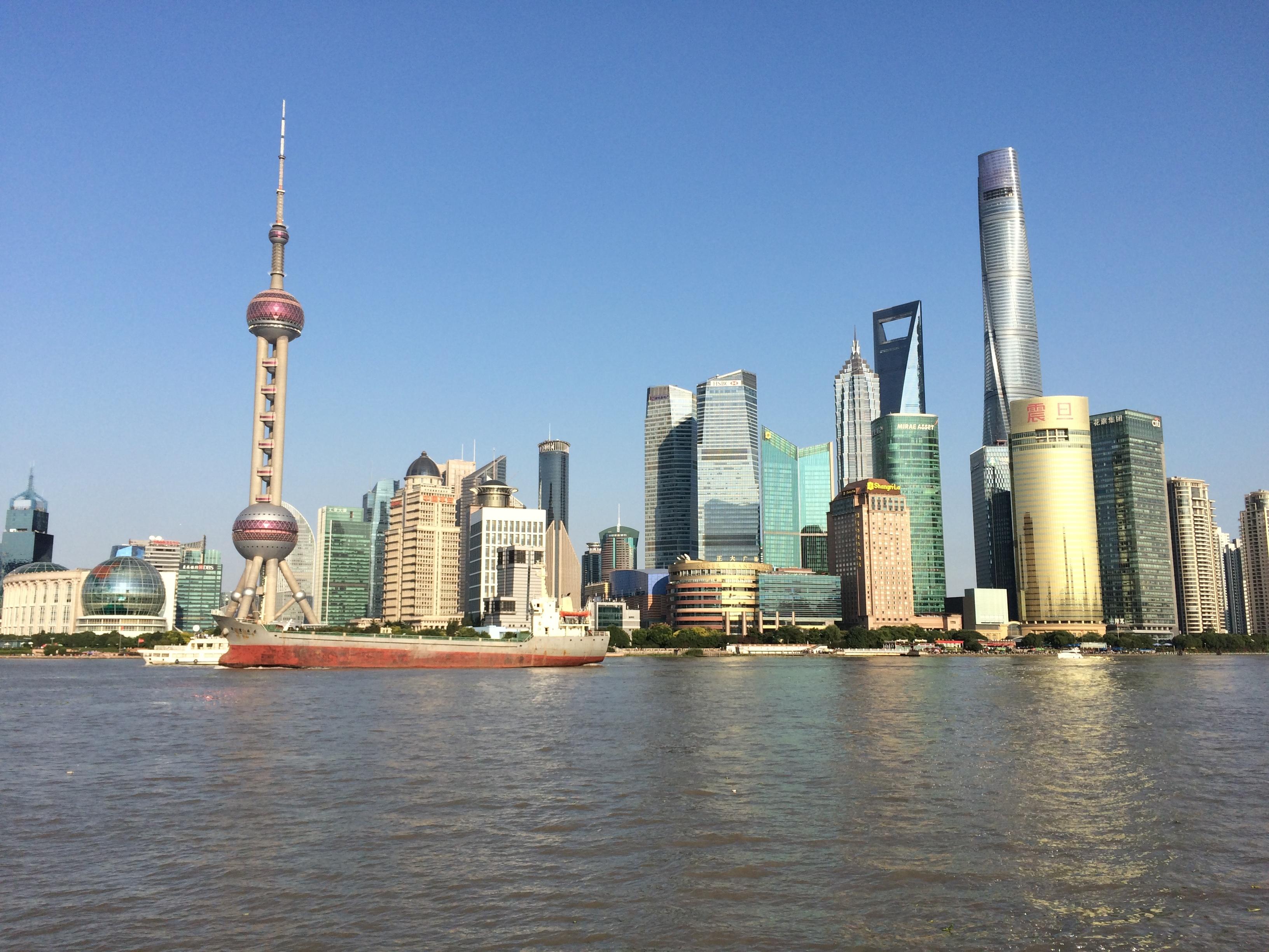 CAPAStudyAbroad_2015_Shanghai_Global Education Workshop_Nora Larkin - Bund