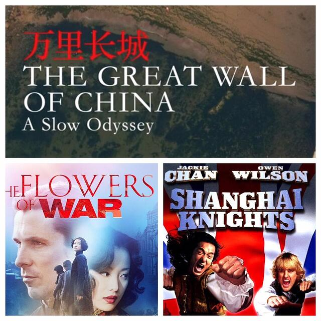 Chinese movies on London TV