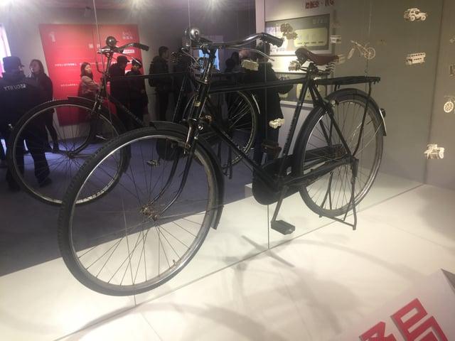 Old Shanghai Bicycle