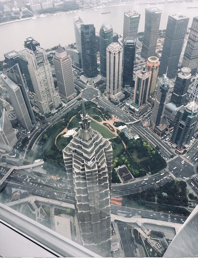 CAPAStudyAbroad_Shanghai_Colin Speakman_Shanghai_View from Shanghai Tower