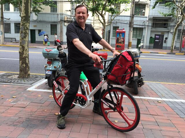 New Shanghai Bicycles