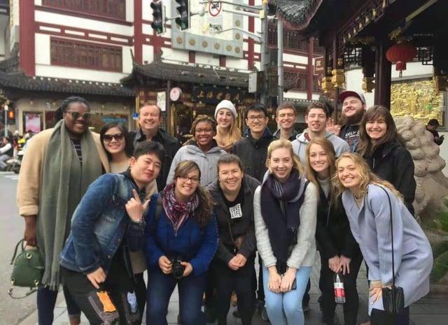 CAPA SPS18 Gang in Old Shanghai
