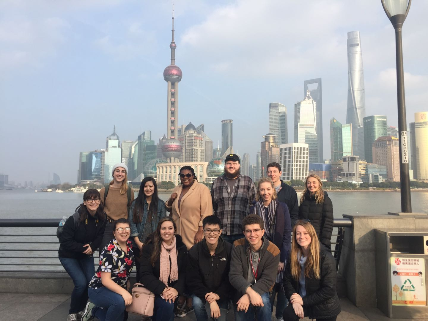 Shanghai Orientation Tour
