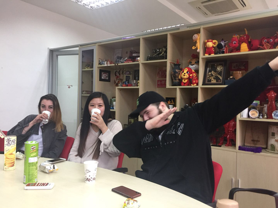 CAPAStudyAbroad_Shanghai_Spring2018_From Jolena Hou - ECNU CAPA Office