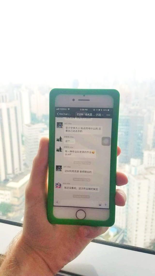 CAPAStudyAbroad_Shanghai_Summer2018_From Ryan Weeks - WeChat