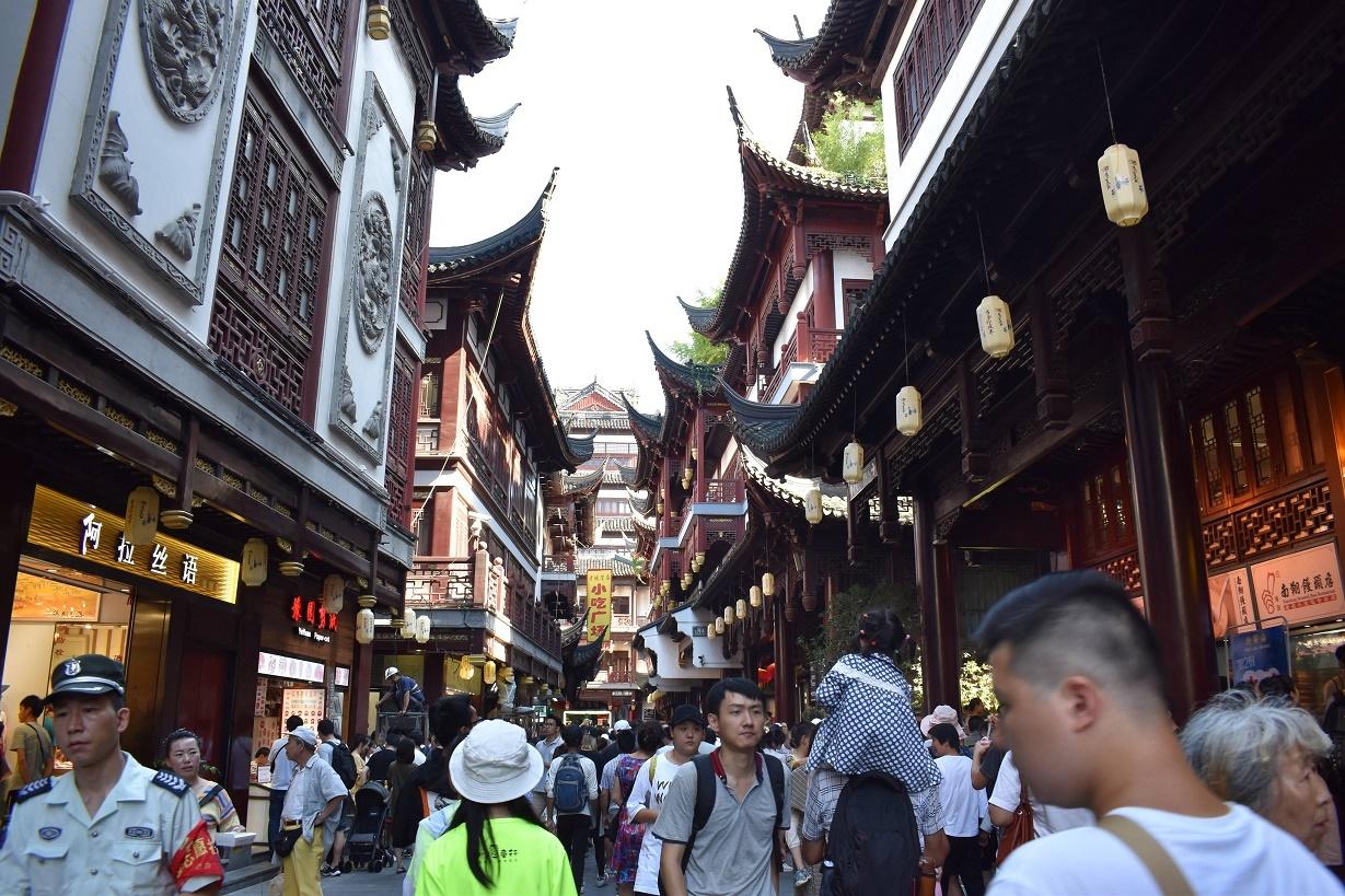 Exploring Shanghai
