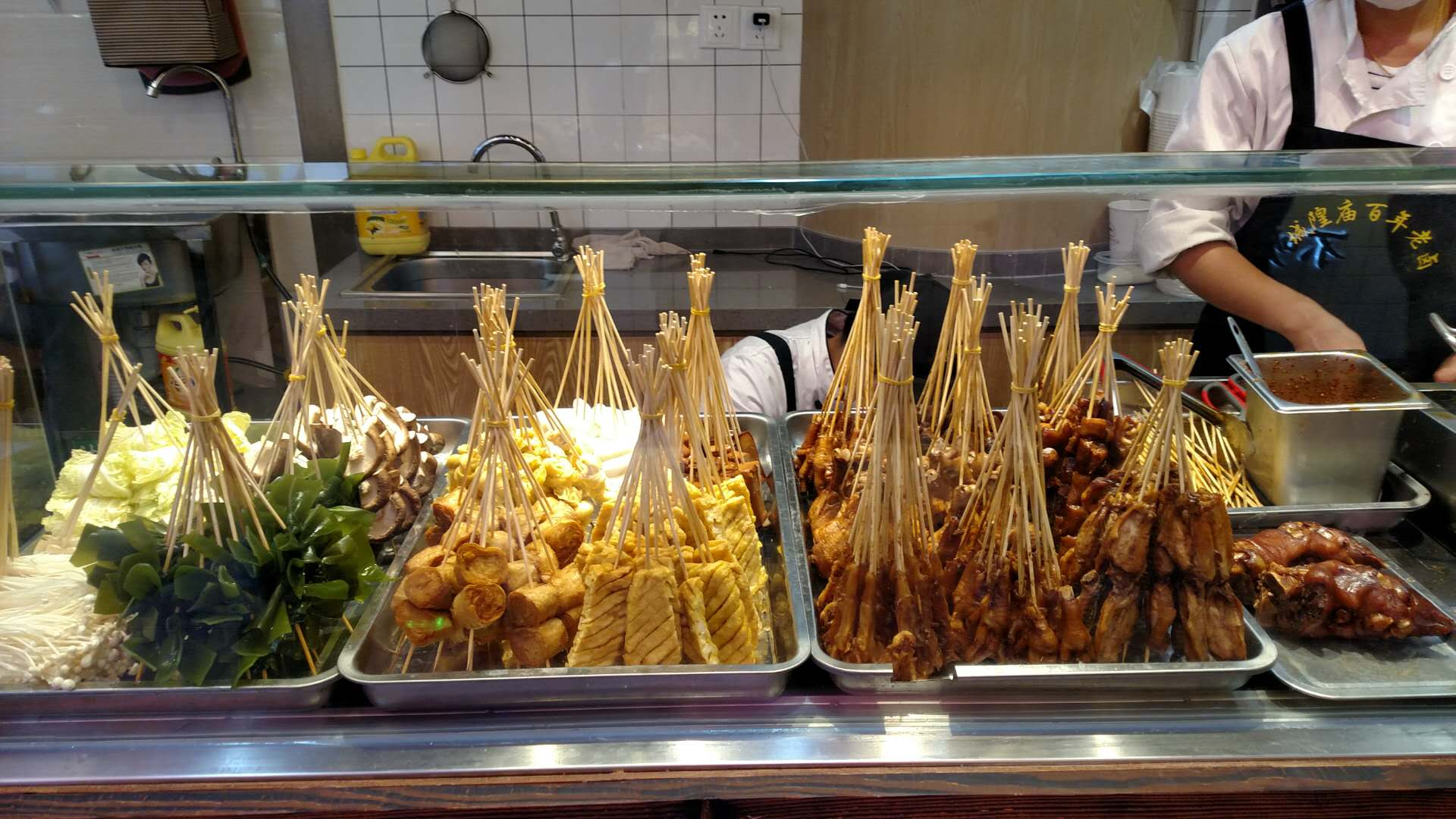 CAPAStudyAbroad_Shanghai_Summer2018_From Trisha Sanchez - Skewered Food