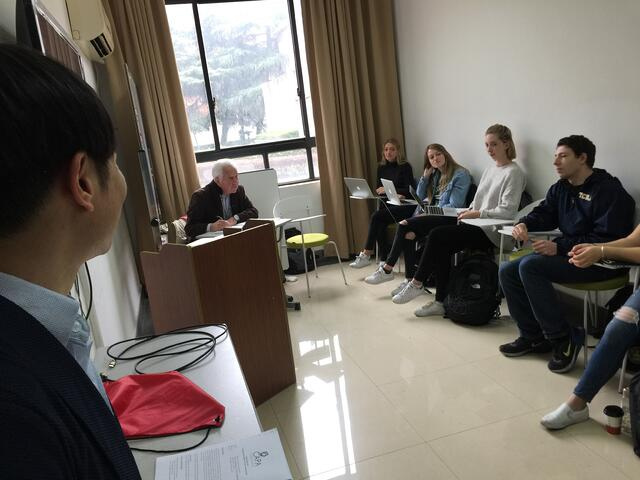 CAPAStudyAbroad_Spring2018_Shanghai_From Colin Speakman - GBI Class in Action