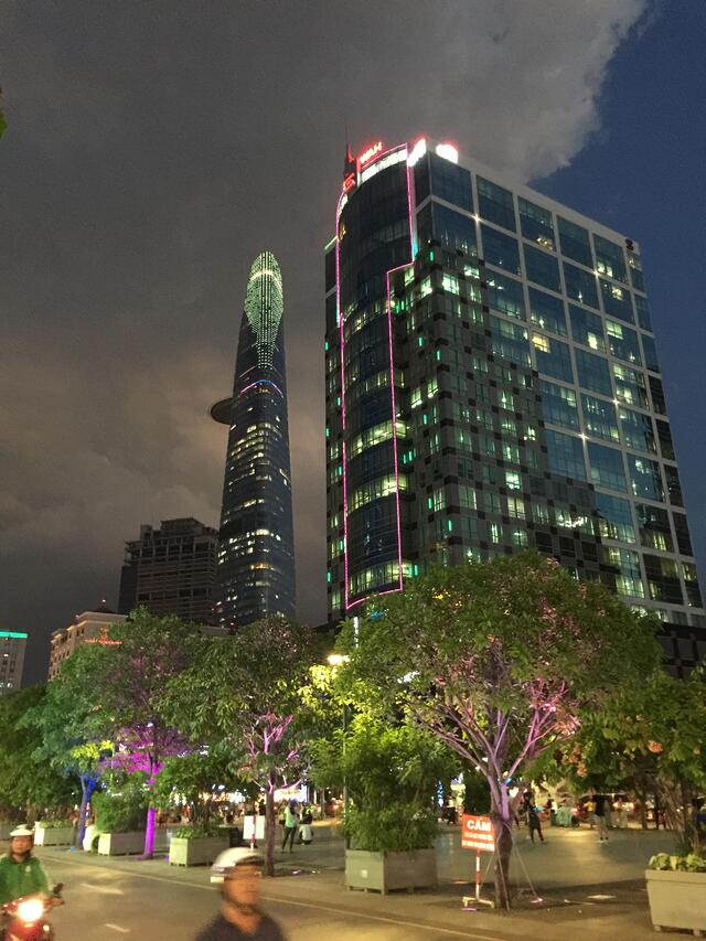 CAPAStudyAbroad_Spring2018_Shanghai_From Colin Speakman - Ho Chi Minh Central Business District in Vietnam
