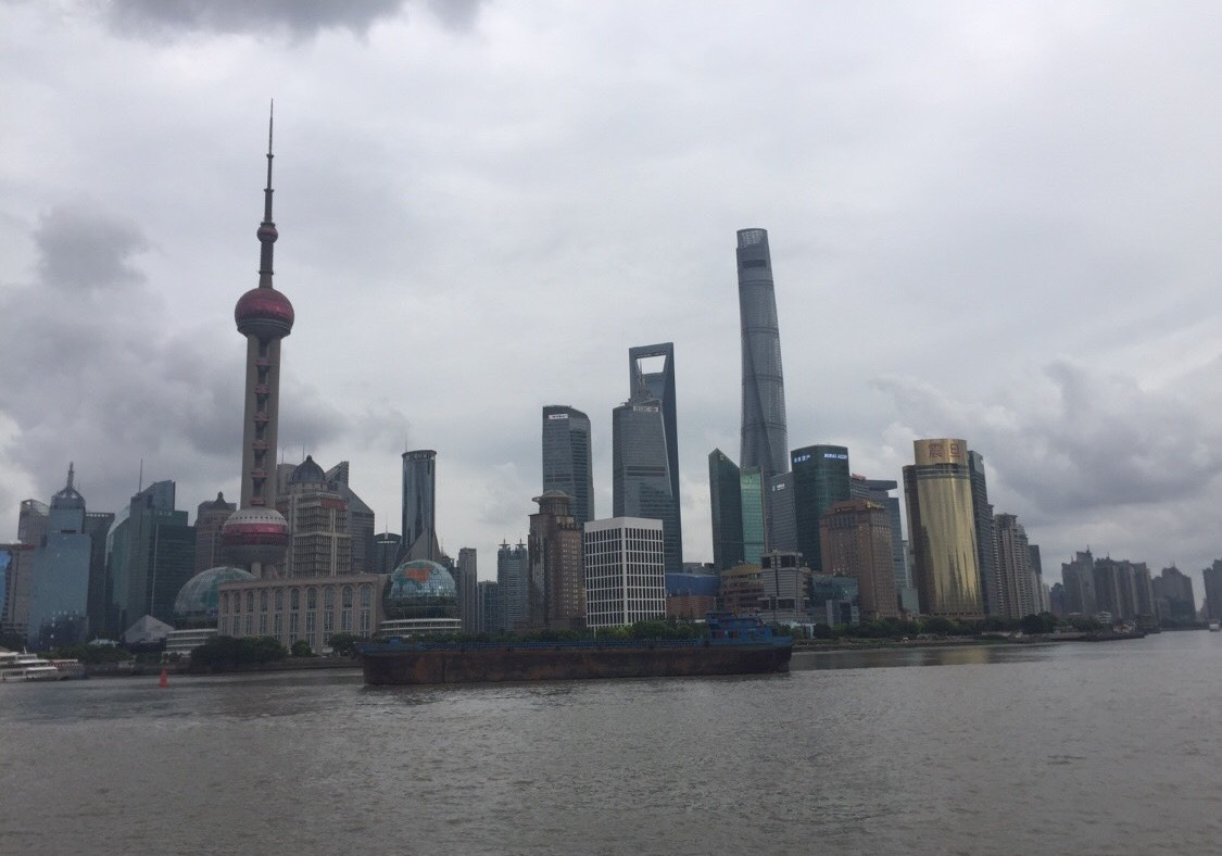 CAPAStudyAbroad_Spring2018_Shanghai_From Colin Speakman - Shanghai, the World's Top Cargo Port by Value