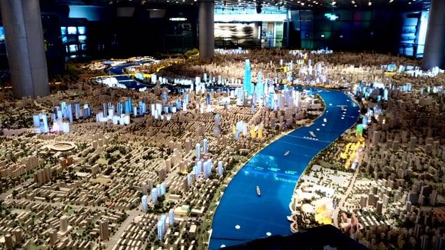 Shanghai Urban Planning