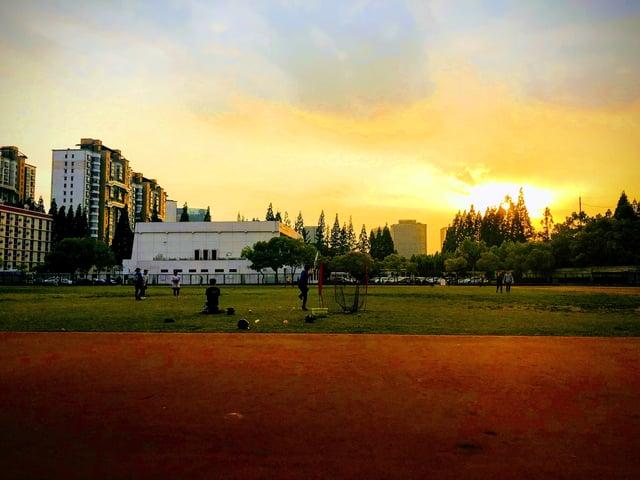 Baseball till evening