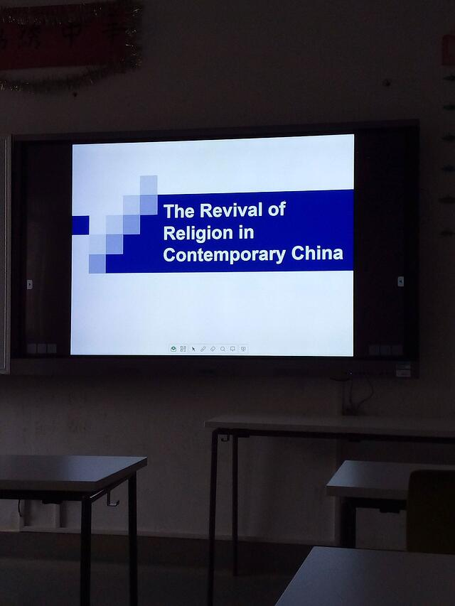 Issues of Contemporary Chinese Society