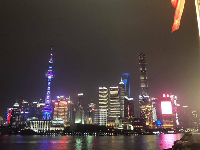 The Bund - China's financial district