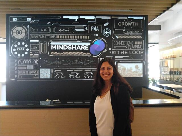 Alana Baker Intern at Mindshare