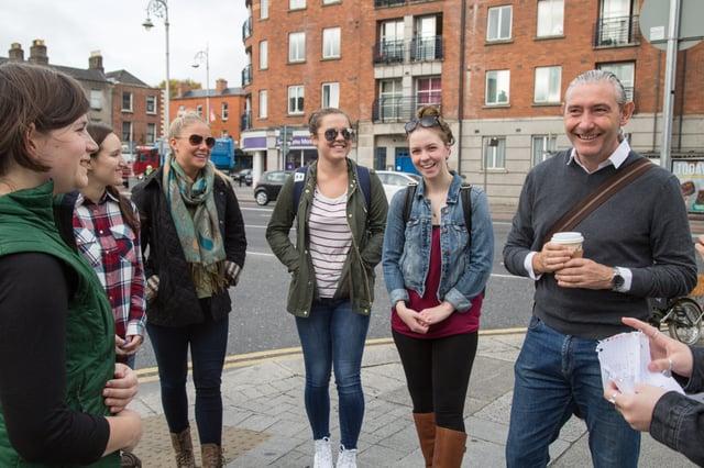 CAPAStudyAbroad_Dublin_Fall2016_Exploring the Global City Class1