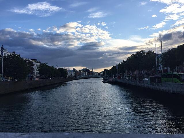 CAPAStudyAbroad_Dublin_Summer2018_From Grace Vitale - River Liffey