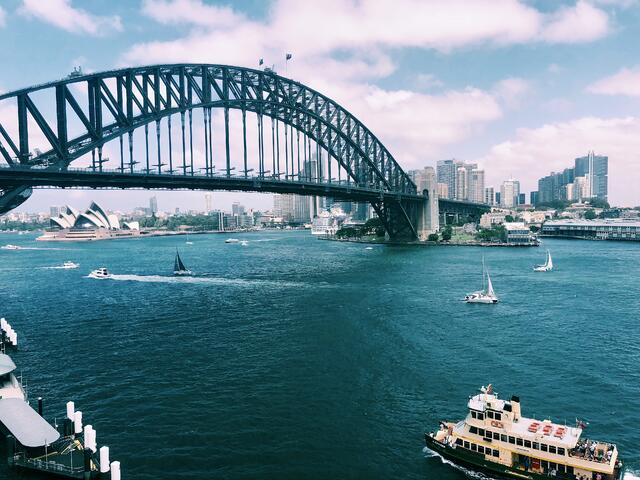 CAPAStudyAbroad_Sydney_Spring2018_From Lilly Reding - North Sydney