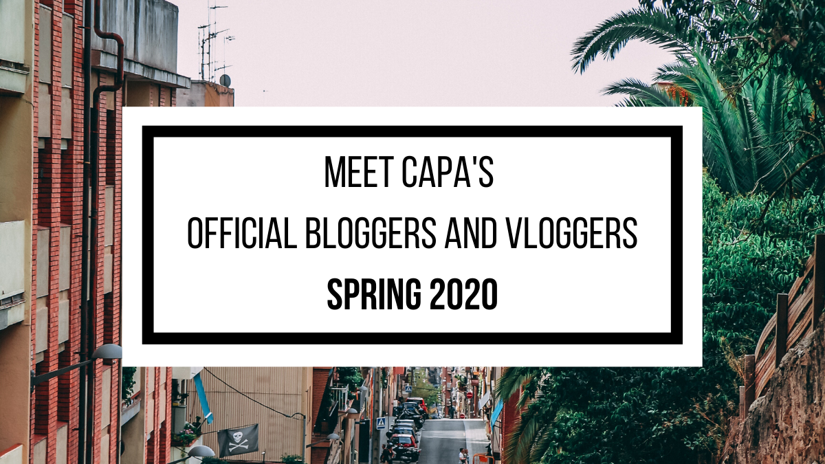Introducing Spring 2020 Bloggers and Vloggers