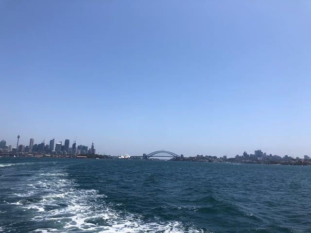 CAPAStudyAbroad_Sydney_Spring 2020_Emma Estabrook_SydneyHarbour