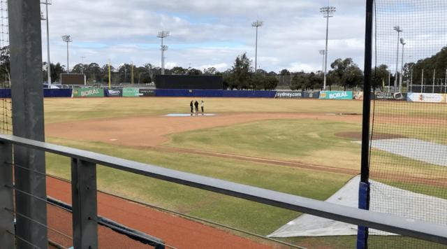 CAPAStudyAbroad_Spring2020_Florence_Sara Shriber_Baseball Field