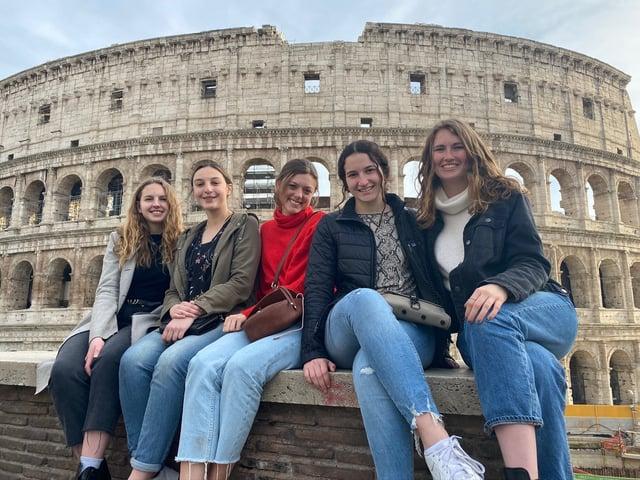 CAPAStudyAbroad_Spring2020_Florence_Sara Shriber_Colosseum