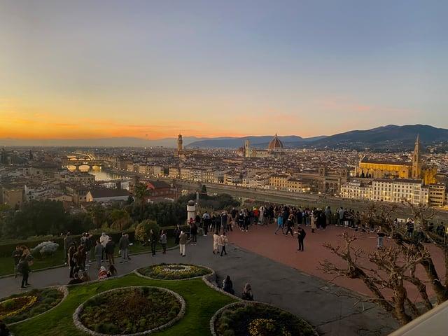 CAPAStudyAbroad_Spring2020_Florence_Sara Shriber_Favorite Picture of Florence