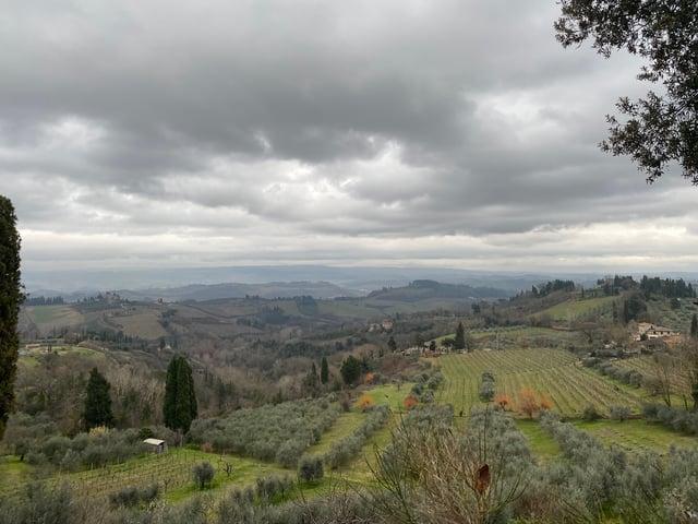 CAPAStudyAbroad_Spring2020_Florence_Sara Shriber_San Gimignano