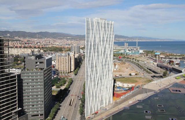 #7 Torre Diagonal